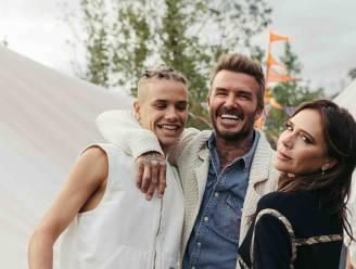 Romeo Beckham (18) voor het eerst op cover van Vogue