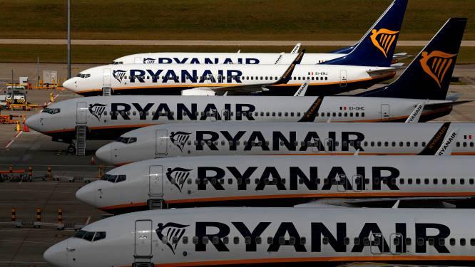 Ryanair vervoerde ruim 100 miljoen reizigers minder in 2020