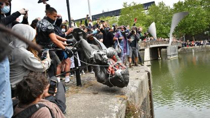 Banksy oppert alternatief voor gesloopt standbeeld slavenhandelaar