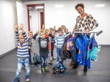 Drie noodlokalen erbij voor Zwolse school De Aquarel