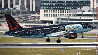 Brussels Airlines ontkent dat het volgende week 11 miljoen euro rood zal staan