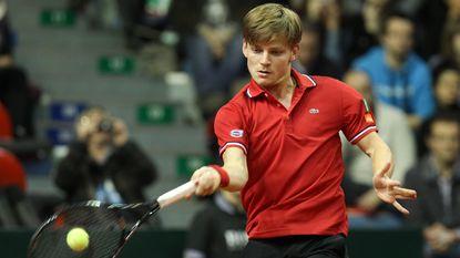 Goffin komt morgen als enige Belg in actie op Roland Garros