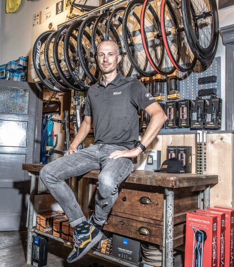 Wilbert Broekhuizen van Ster van Zwolle naar 'Champions League van het wielrennen'