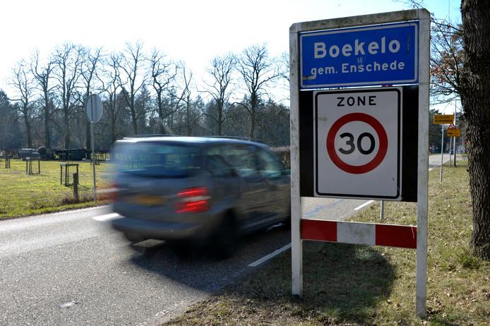 Autobranche Wil 30 Kmuur In Bebouwde Kom Binnenland Adnl