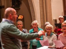 Dommels koor viert vijftigjarig jubileum