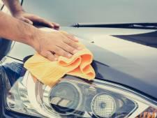 Spoelglans helpt bij het autowassen