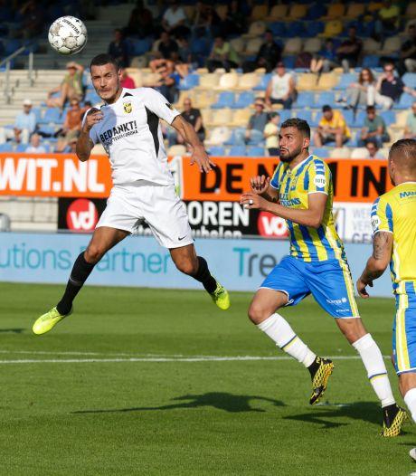 Samenvatting   RKC Waalwijk begint seizoen met kleine thuisnederlaag tegen Vitesse