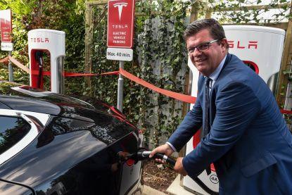 Vlaanderen keerde in 2016 2,1 miljoen euro aan premies uit voor aankoop elektrische wagens