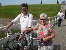 Nieuwe fietsroute: 'Spijt dat we niet eerder naar Bergen op Zoom zijn gekomen'