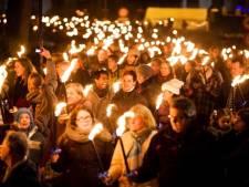 Fakkels voor Vrede 2018 verhuist naar Pieter Vreedeplein