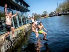 'Deze zomer drijvend zwembad op de proef in Piushaven'