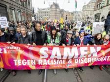 Protestmars Amsterdam: oproep tot 'Europa zonder racisme'