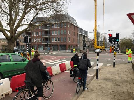 Geen verdere aanpassingen aan kruising Eerste Stationsweg