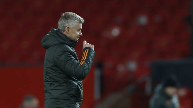 Man United met veel moeite voorbij hekkensluiter Sheffield United