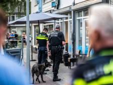Malburgen schrikt van grote politie-actie in restaurant en café: 'Binnen zaten een vrouw en kind te eten. Die zijn nog aan het trillen'