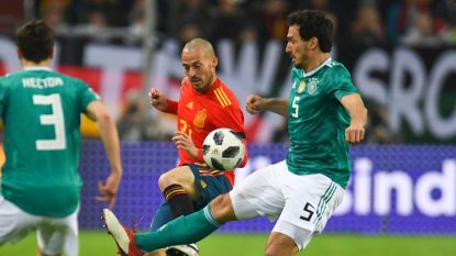 Herbeleef de oefeninterlands met onder meer Spanje, Duitsland, Engeland en Argentinië