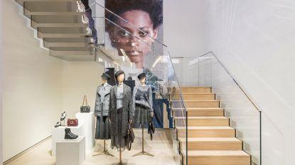 J'adore Dior: luxemerk pakt uit met vernieuwde boetiek in Brussel