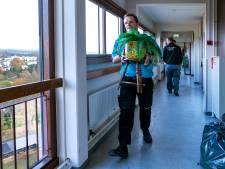 Eerste verhuizing binnen verzorgingstehuis Tuindorp-Oost is begonnen