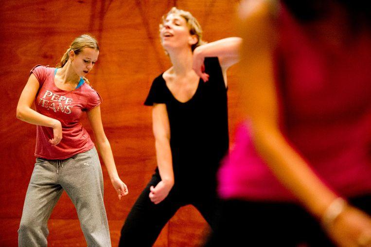 Bij 'echt' sporten gebruikt het lichaam zo'n zeven tot acht keer meer energie dan in rust. Beeld anp
