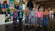 Kunstenaars Studio Borgerstein openen expo in Cultuurcentrum