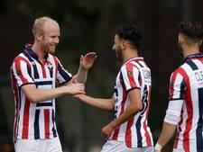 Willem II speelt uit, Van der Linden ook thuis