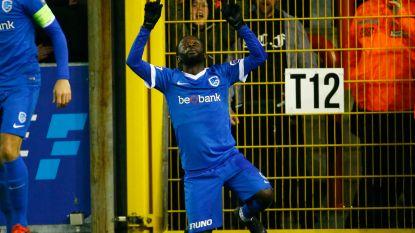 Merci, Dieumerci! Nieuwkomer Ndongala bezorgt zwak Genk plaats in top zes