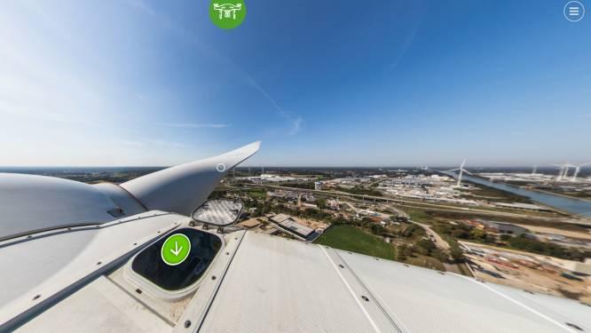 Benieuwd hoe een windturbine er binnenin uitziet? Luminus organiseert virtuele rondleiding van windmolen op Geel-West