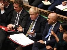 Brits Lagerhuis keurt brexitwet Boris Johnson goed