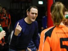 Trainer Oele (SDO Kamerik): 'Wil er nog iets uithalen'