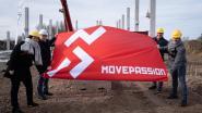 Eerste steen van nieuwe bewegingscentrum is gelegd: 'MovePassion' opent nog deze zomer de deuren