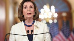 """Democraten willen akte van beschuldiging tegen Trump: """"Voldoende basis om impeachment in gang te zetten"""""""