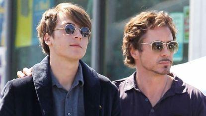 """""""Dankzij hem leeft onze zoon nog"""": 'Iron Man' Robert Downey jr. blijft een held voor zijn ex-vrouw"""