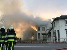 Acht jongens tussen 12 en 14 jaar  verdacht van veroorzaken brand in monumentale Brabantse villa
