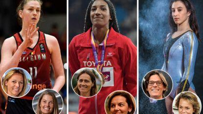 """Ex-winnaressen Sportvrouw van het Jaar unaniem: """"Niet moeilijk wie straks trofee verovert. Ze steekt er met kop en schouders bovenuit"""""""