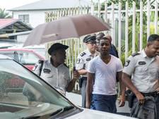 OM Paramaribo eist 18 maanden tegen rappers SFB om seksfilmpje