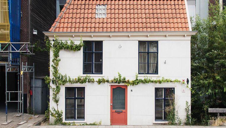 Het Polderhuis Beeld Maarten Boswijk