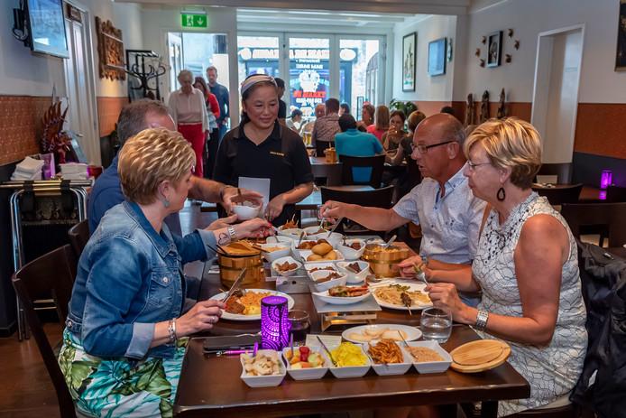 Familierestaurant Bali Baru is al acht jaar gevestigd in Roosendaal.