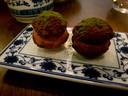 Groene theesoesjes, Zheng