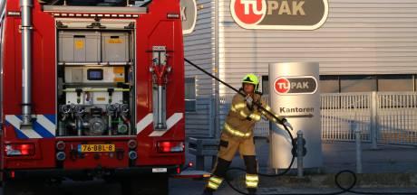 Twee klussen voor brandweer in Nijkerk
