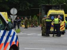 Zwaargewond bliksemslachtoffer op militair oefenterrein is Rotterdamse leerling
