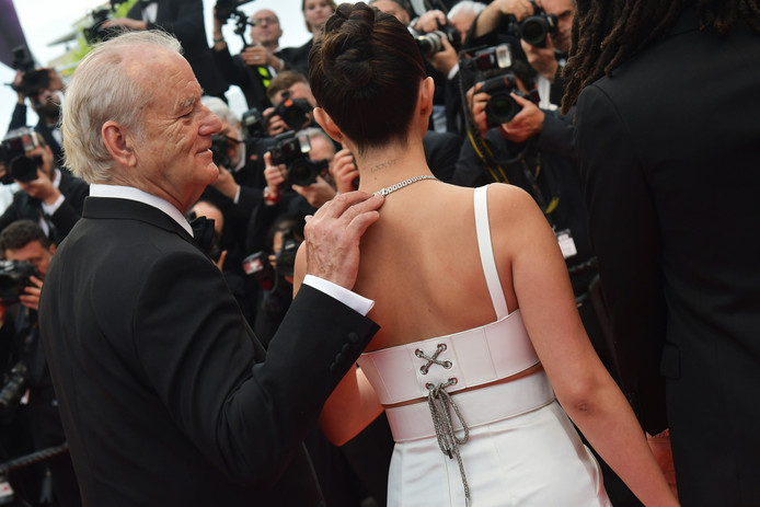 Bill Murray et Selena Gomez