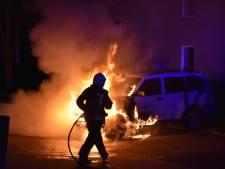 Jeugdgevangenis, enkelband en werkstraf voor Goudse tieners die auto's in brand staken