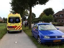 Jongen gewond door aanrijding in Boekel