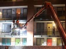 Tientallen bewoners geëvacueerd na brand aan Goudbaard Bergen op Zoom