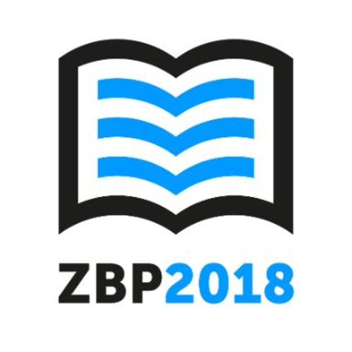 Logo van de Zeeuwse Boekenprijs 2018