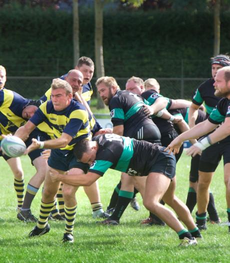 Onfortuinlijke rentree Moos Meijer bij rugbyers RC Betuwe
