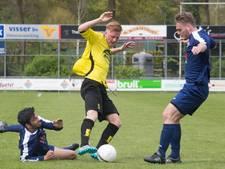 Drie duels voor Van Dronkelaar (DTS Ede)