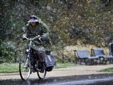 Deze week kans op nachtelijke sneeuw in Oost-Nederland