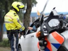 Motorrijder met 243 km/uur op provinciale weg