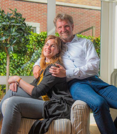 Ruud en Anita zijn gek op ondernemen én op elkaar: 'Ik wilde het meemaken'